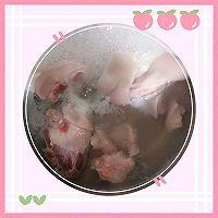 高压锅版 花生猪蹄汤的做法图解3