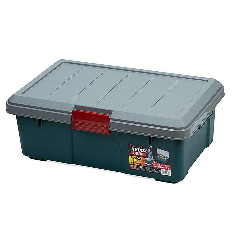Экспедиционный ящик IRIS RV BOX 600F / Айрис бокс RV 600F? 25 литров. Скидка на комплект 6 шт.|Задние багажники и аксессуары| | АлиЭкспресс