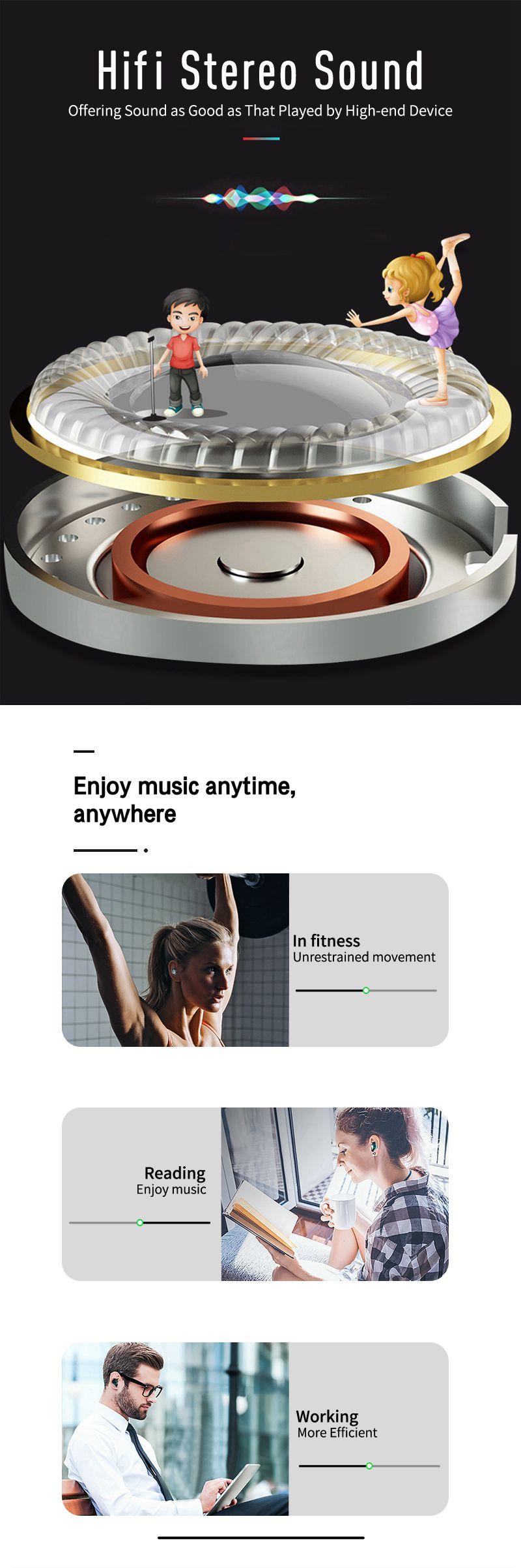 TWS 8000mAh Earphones Bluetooth 9D Stereo Wireless Headphones IPX7 Waterproof Sport Earbuds Headsets With LED Display Earphone (9)