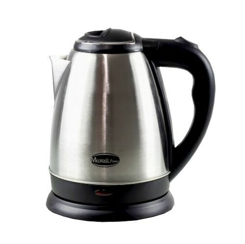 KETTLE A ELECTRICA 1,5L Stainless Steel KETTLE WATER 360 DEGREE WARRENTY