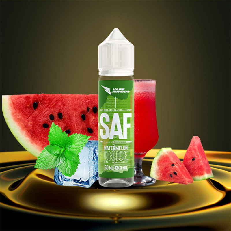 Vape Airways-SAF-Watermelon On Ice 50 Ml