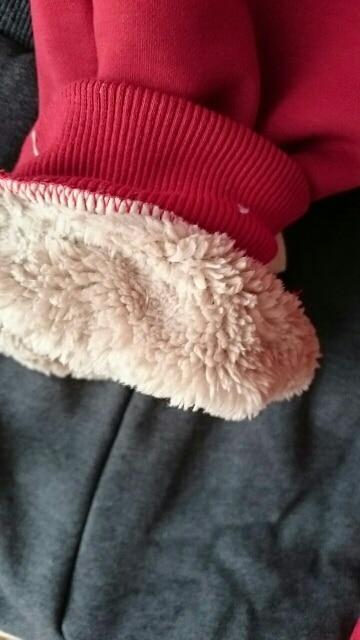 Winter Cotton Pants Lambskin Sweatpants Wool Casual Pants Plus Velvet Thickening Pants Large Size Pants Women photo review