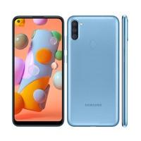 Refurbished Unlocked Samsung Galaxy A11 A115U 6.4Inches Octa-core 2GB RAM 32GB ROM LTE 13MP Triple Rear Camera Android Cellphone 1