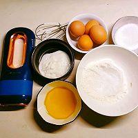 绵软细腻的蒸蛋糕#安佳食力召集,力挺新一年#的做法图解1