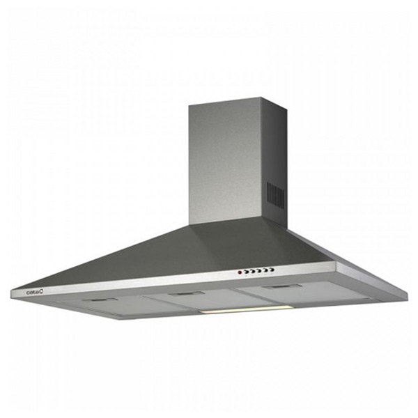 Conventional Hood Cata V INOX 60 Cm 420 M3/h 65 DB 135W Stainless Steel