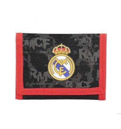 WALLET REAL MADRID BLACK