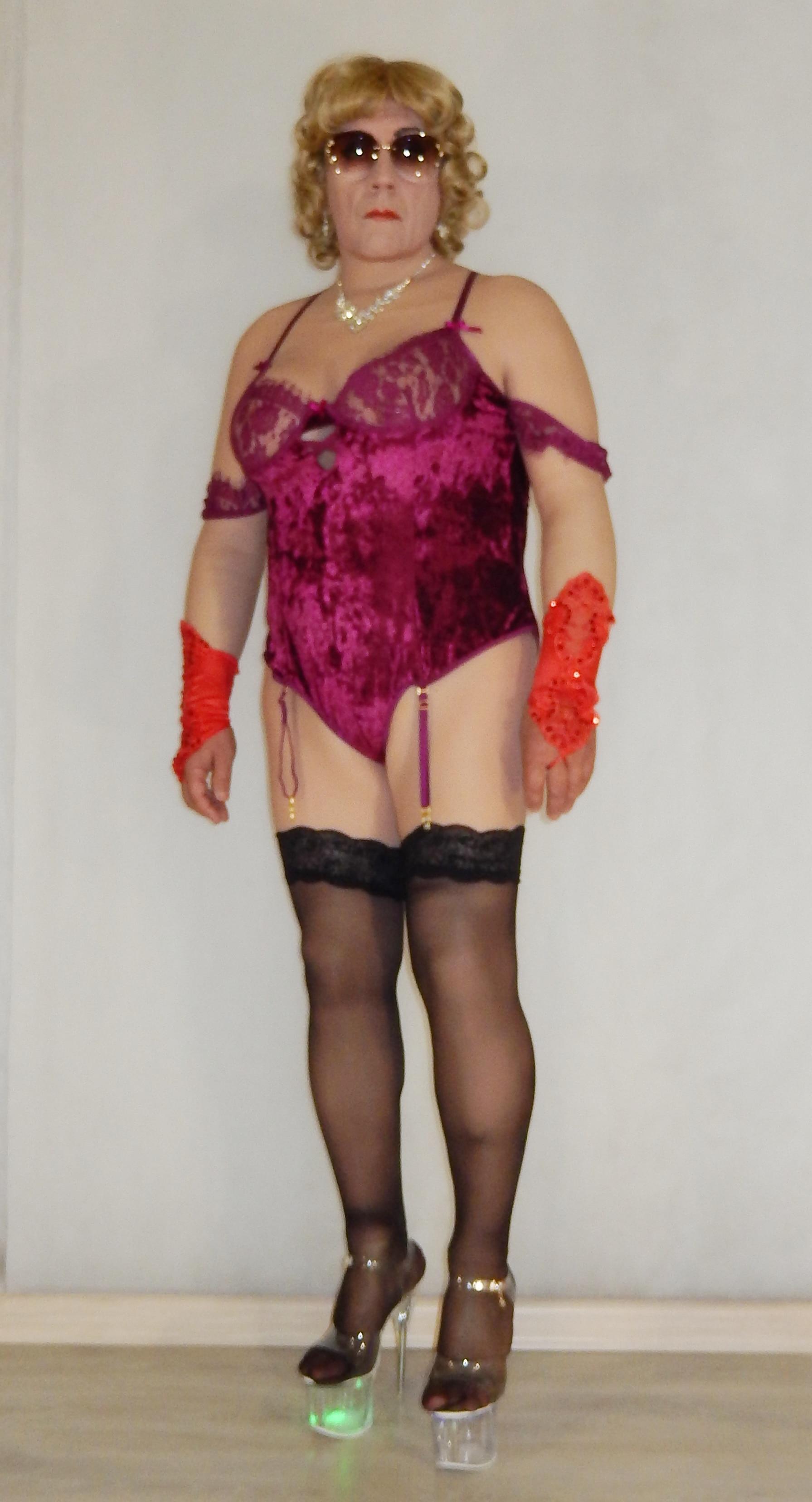Body Suits For Women Bodysuit Off Shoulder Lace Sleeves Body Feminino Plus Size 5Xl Top Velvet Bodysuit photo review