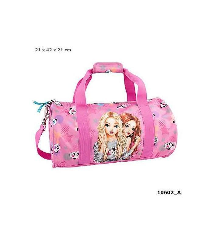 Topmodel Sports Bag Pink Panda Fuc Toy Store