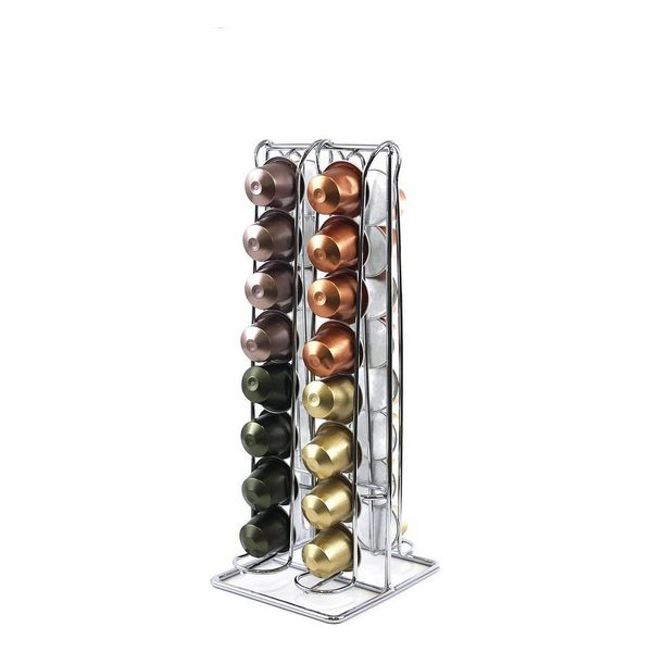 Stand For 32 Coffee Capsules Quttin