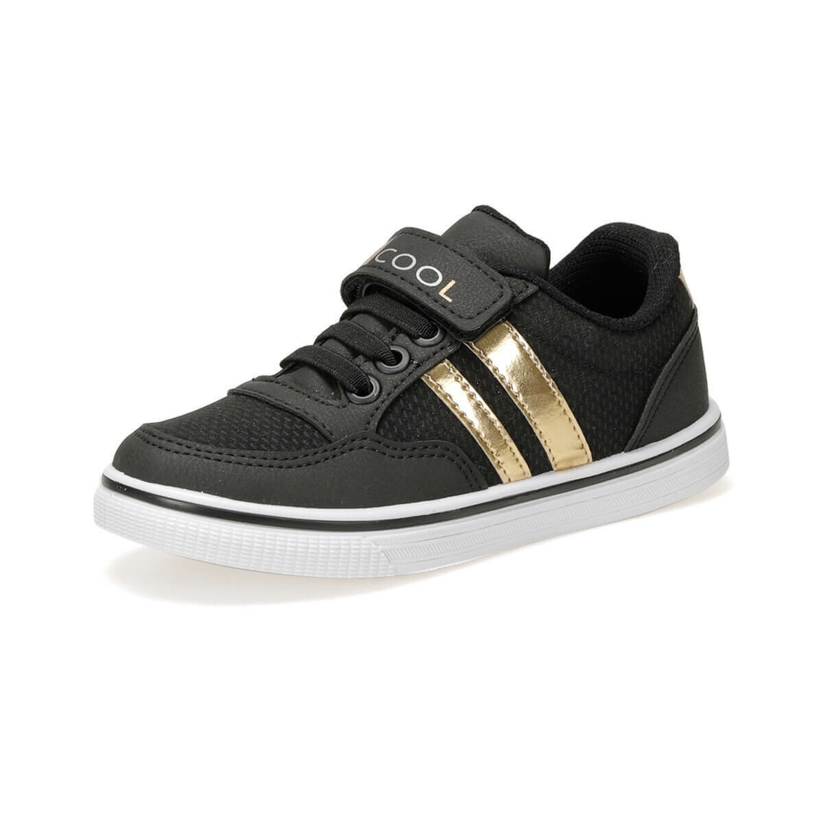 FLO TALU P Black Female Child Shoes I-Cool