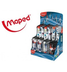 EXHIBITOR MAPED COMPASSES DESKTOP 335X215X310 MM