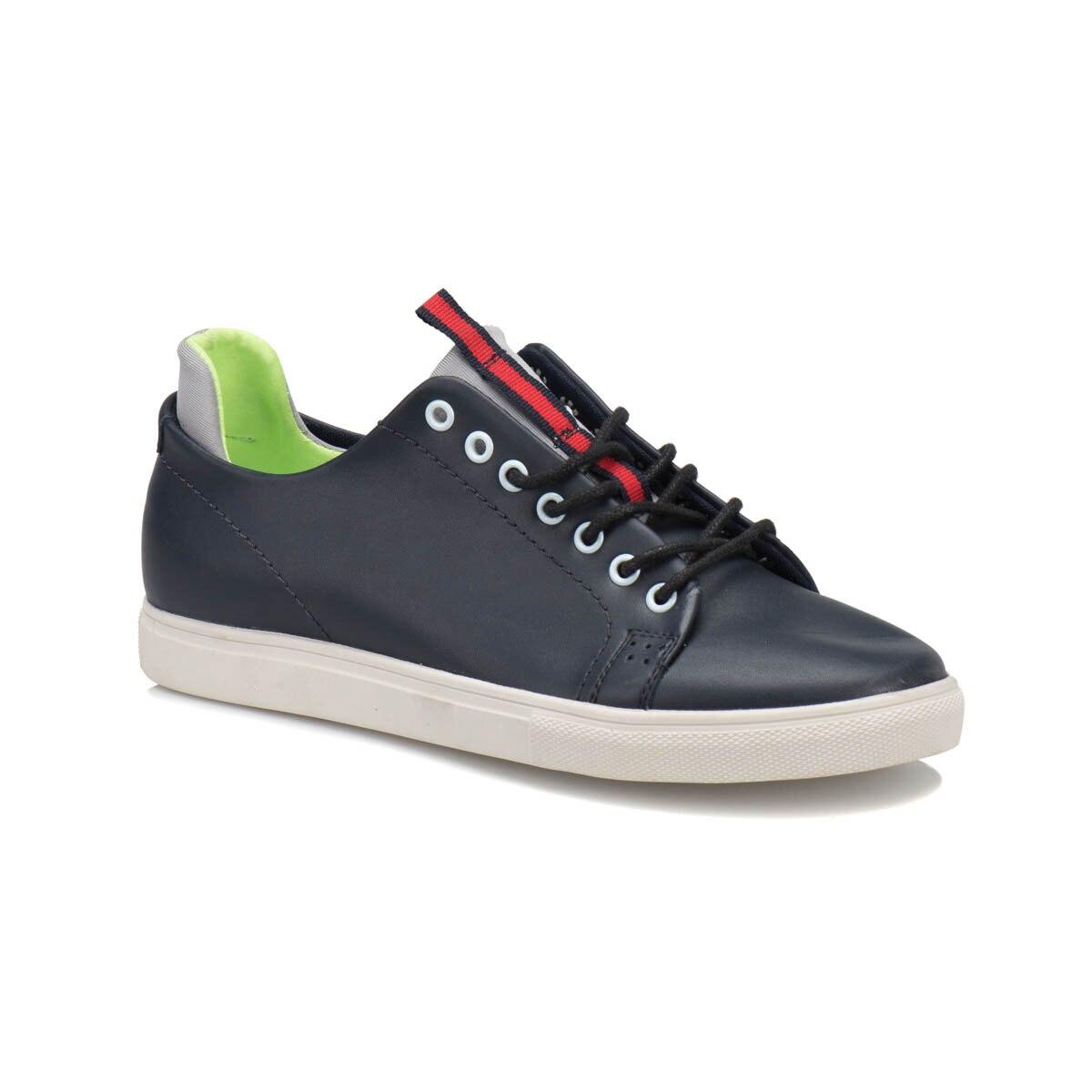 FLO 118-1 M Navy Blue Men 'S Sneaker Shoes Forester