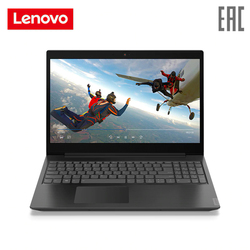 Laptop Lenovo l340-15iwl 15.6 HD, Intel Celeron 4205u, 4 GB, 128 GB SSD, nodvd, DOS, Black (81lg0157rk)
