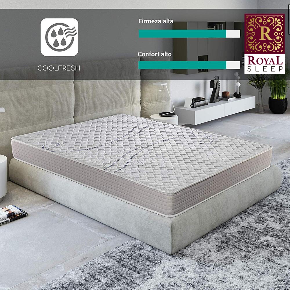 Royal Sleep Xfresh Plus Mattress Viscoelastic 18cm Comfort And Firmness Beds Mattresses Bedroom Marriage Bed And Individual