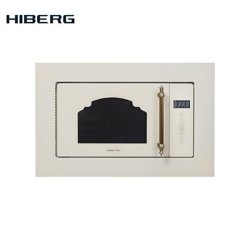 Built-in Microwave HIBERG VM 6502 YR Embedded Microwave Oven