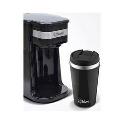 Kiwi Kcm 7505T Filter Coffee Machine Black