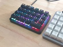 Satistied with the product. Can be programmed well enough (not as complex as QMK but a lot