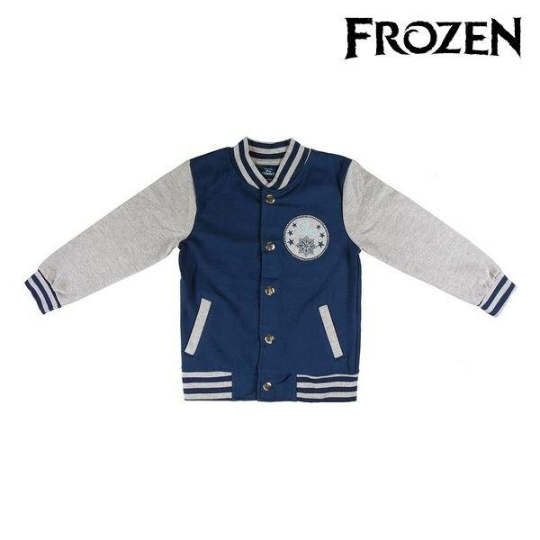 Children's Jacket Frozen 74127 Navy Blue Grey