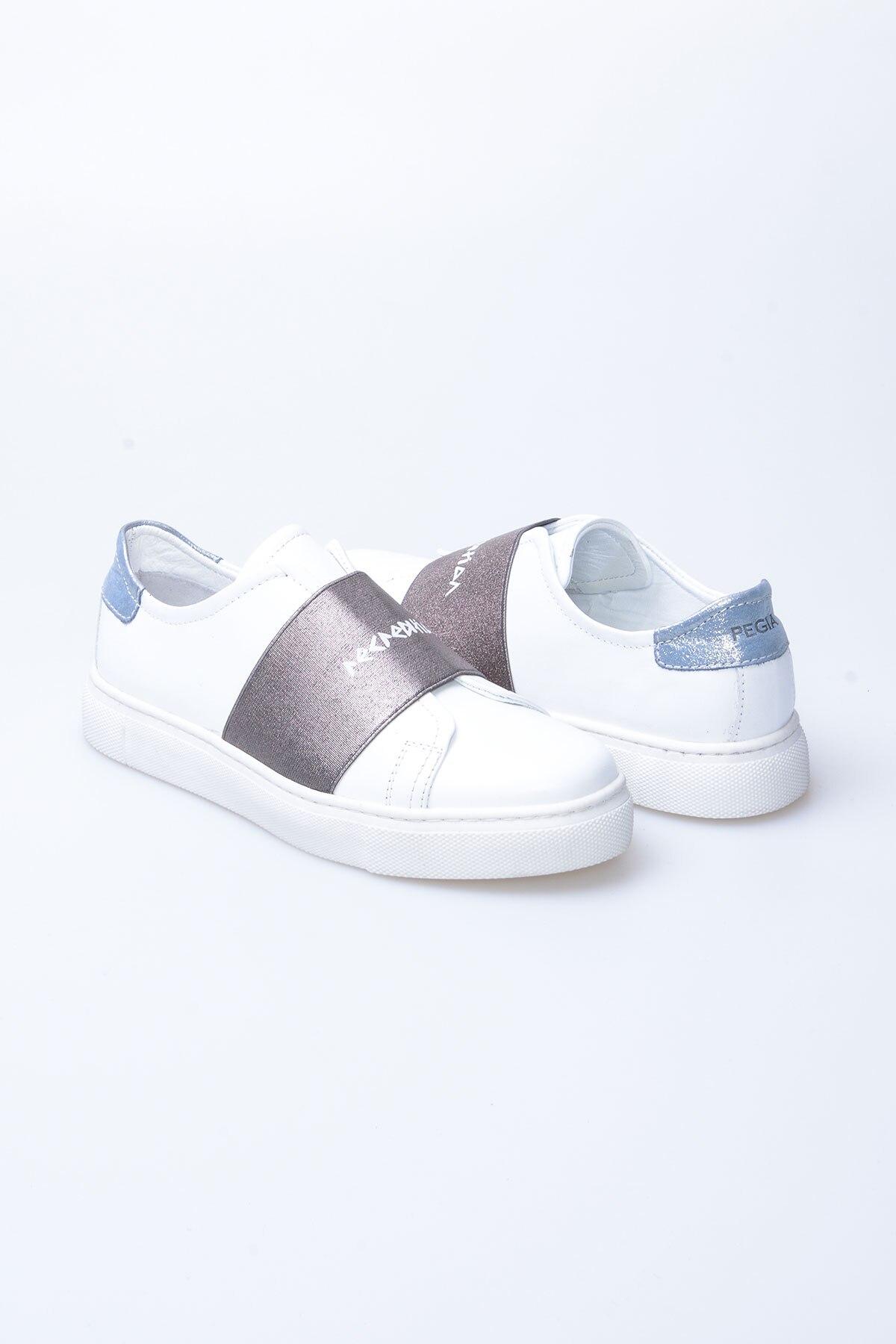 Кроссовки Женские Leather Sneakers Women Женская Обувь Кеды Женские Made In Turkey Zapatillas Mujer Слипоны Baskets Femme Shoes