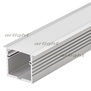 015538 Profile With Screen Alu-power-w35-2000-f Anod + Frost Arlight 1-set