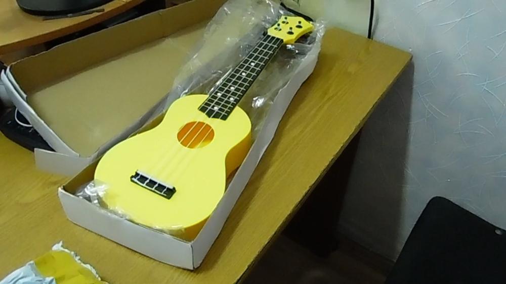Ukulele Música Fste-21 Polegada