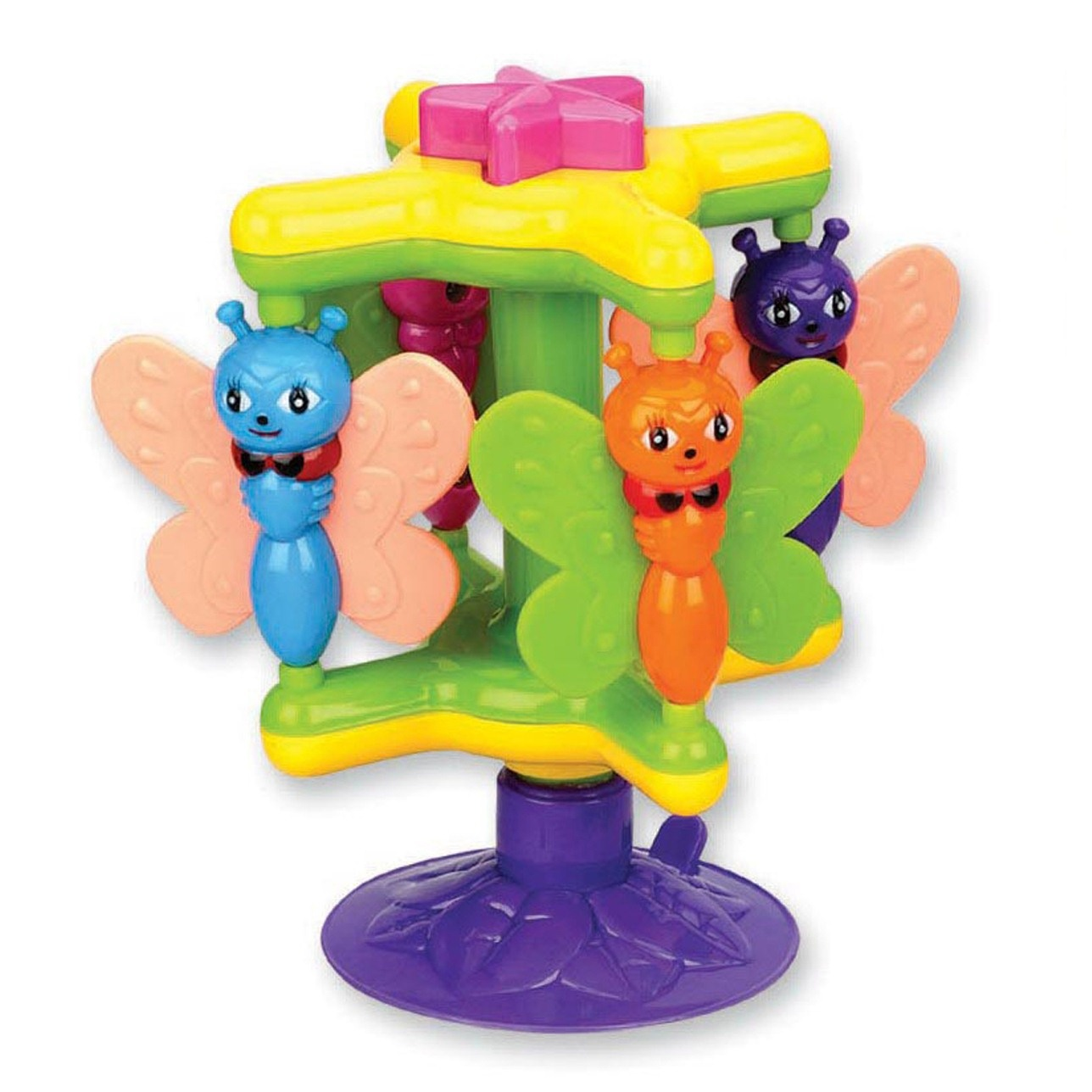 Ebebek Tanny Butterfly High Chair Toy