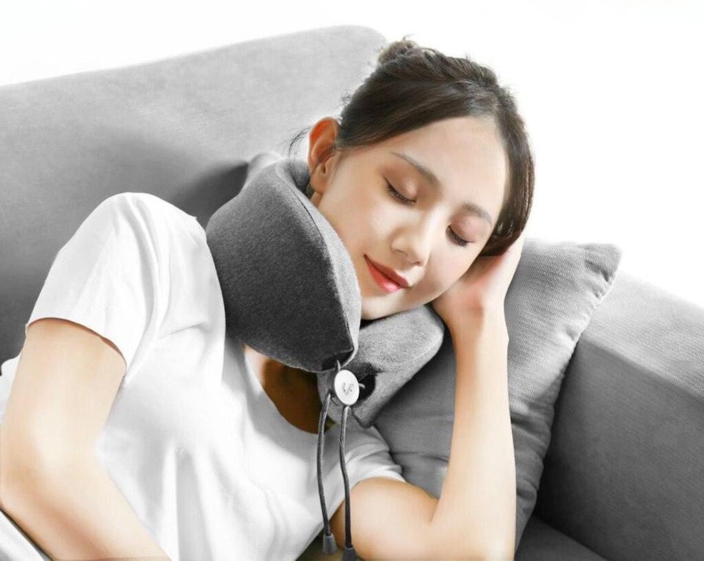 Xiaomi LeFan Comfort-U Pillow Massager LRS100 – встроенный массажер
