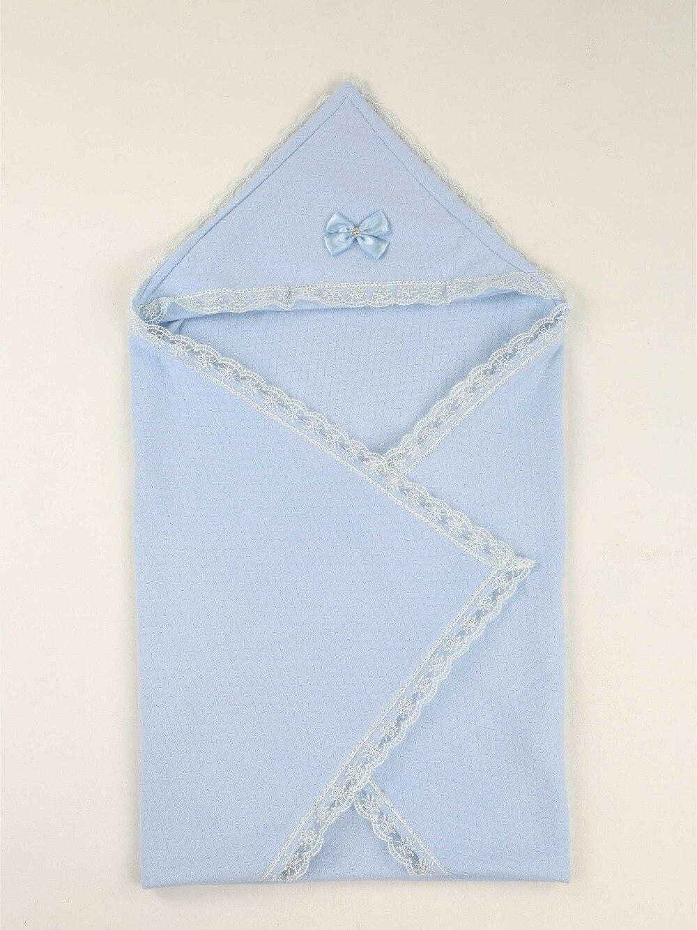 078-10051-015 Mavi 85X85 cm Erkek Bebek Kundak Battaniye (1)