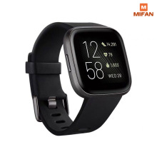 Smart Watch Versa Health & Fitness Smartwatch with Heart Rate, Music, Sleep & Swim Tracking 50m waterproof