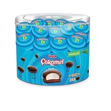 Ülker Çokomel Plain 420gr   A DELICIOUS BREAKFAST, YOUR GREAT TASTE BISCUIT   FREE SHIPPING