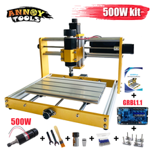 Cnc 3018Plus 500W/300W Complet Kit Breng Nema17/23 Stepper 52Mm Spindel Cnc Hout router, pcb Freesmachine, Craved Op Metalen