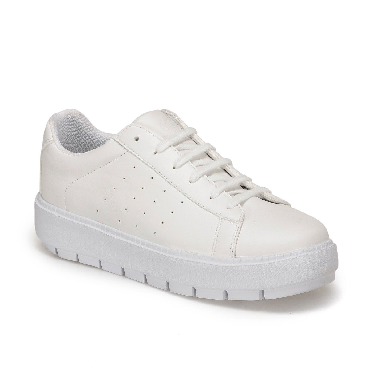 FLO KENDALL White Women 'S Sneaker Shoes LUMBERJACK