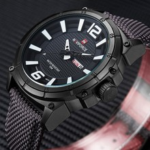 NAVIFORCE 2019 New Men Watch Calendar Week Waterproof Fashion Sport Quartz Watches Nen Top Brand relogio masculino reloj hombre все цены