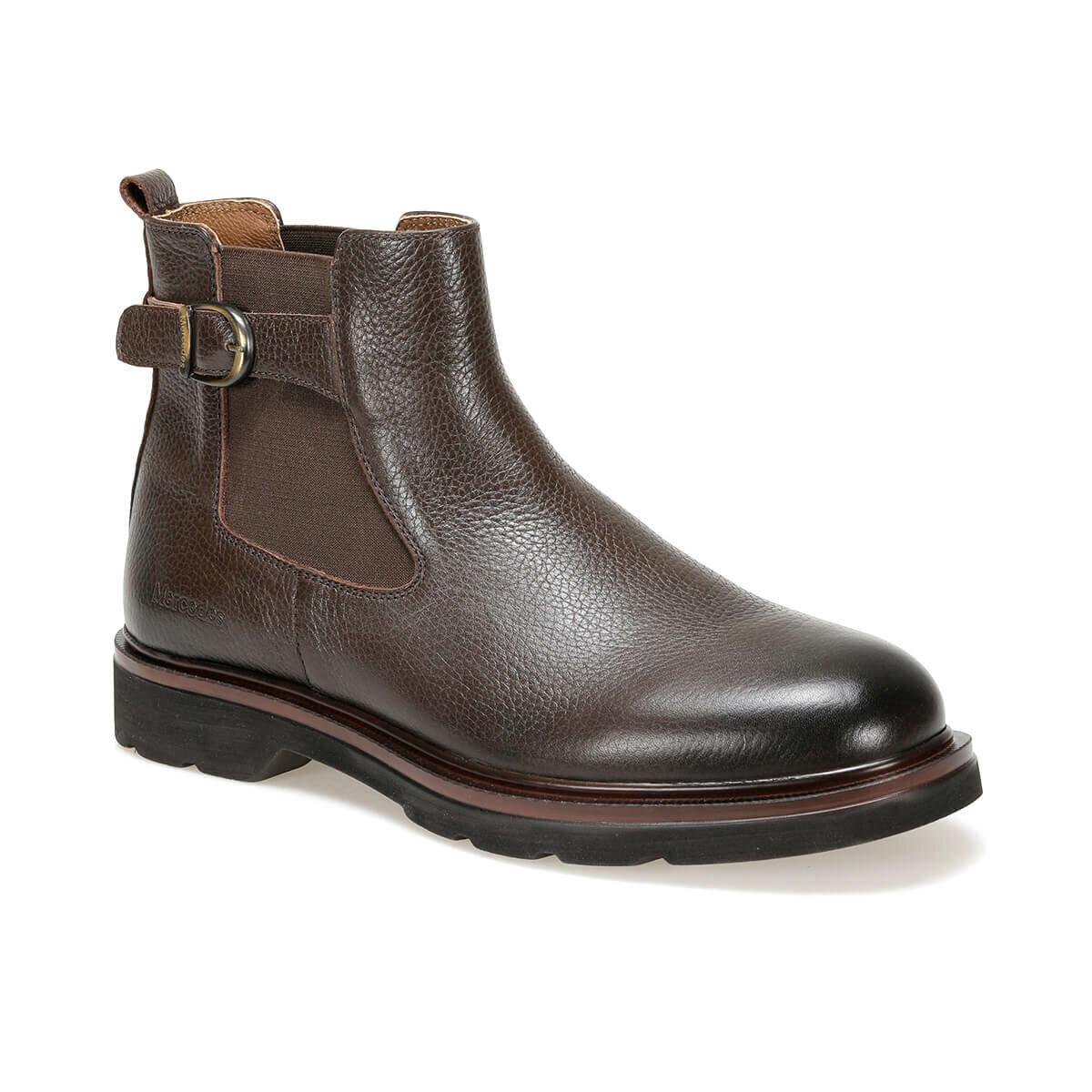 FLO JOSH 9PR Brown Men Shoes MERCEDES