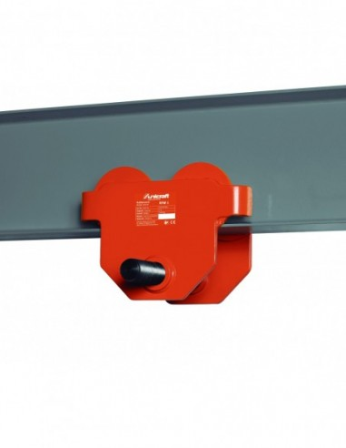 UNICRAFT 6171700 TROLLEY HANDBOOK FOR HOIST RFW 0,5-0,5 T