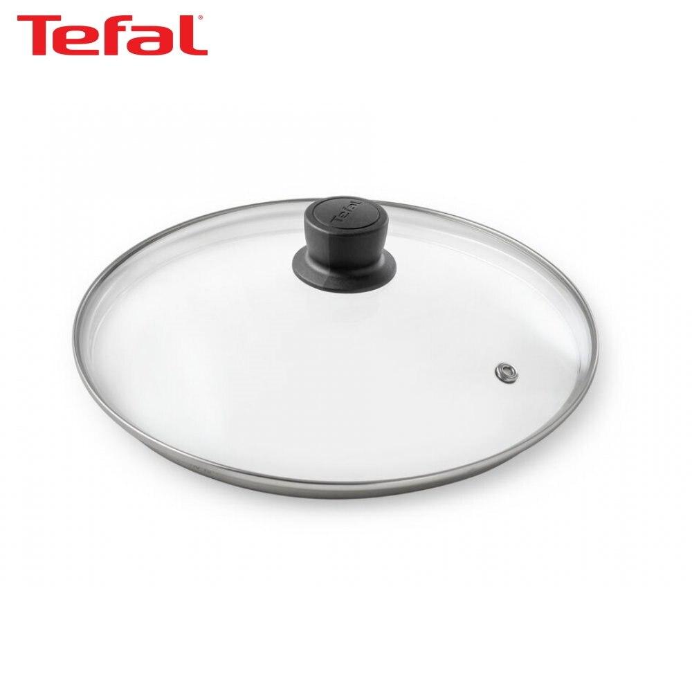 Стеклянная крышка Tefal Cocoon 4197728 28 см|Крышки для посуды|   | АлиЭкспресс