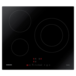 Induction Hot Plate Samsung NZ63R3727AK 60 cm (3 Cooking areas)