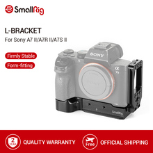 Smallrig a7ii l ブラケットプレートソニーa7 ii/a7R ii/a7S iiカメラアルカスイス標準クイックリリースlプレート取付プレート 2278