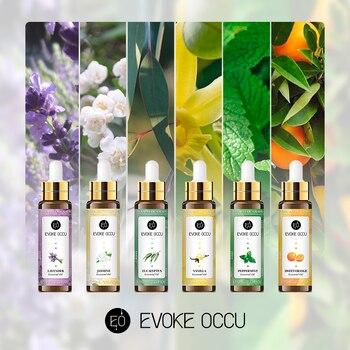 Eucalyptus Vanilla Essential Oils 10ML with Dropper Diffuser Oil Lavender Jasmine Sandalwood Bergamot Tea Tree Cinnamon Oil 1