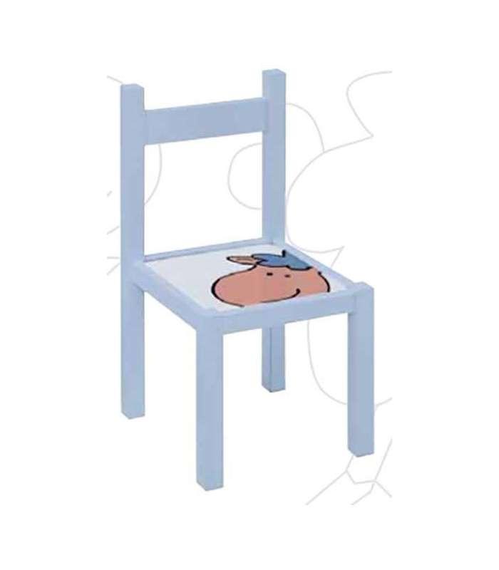 Child Chair Sheep White Sheep