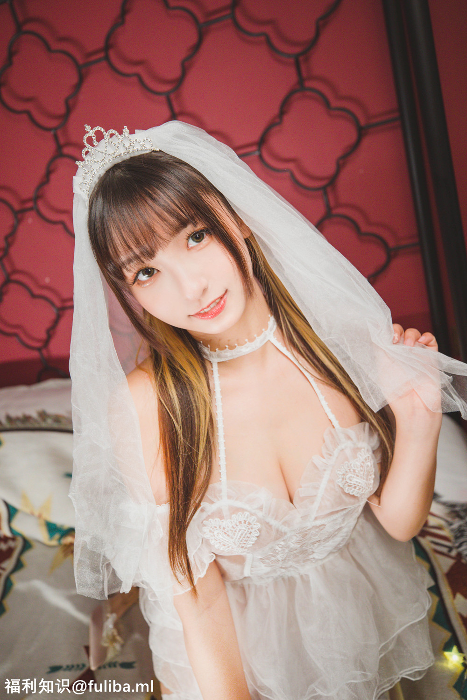 福利知识@【COS】神楽板真冬最新光の修女【150P/2V/889M】插图3