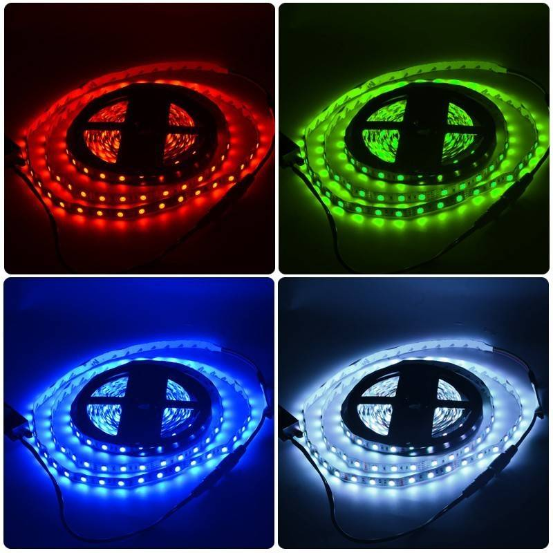 Led Light Strips 5mts 12V
