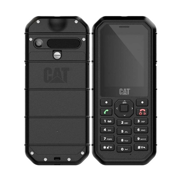 Cat B26 Black Phone Rugerized Mobile 2g 2.4''