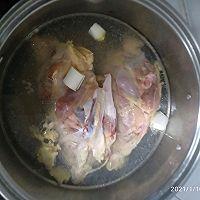 懒人鸡架炒土豆的做法图解1
