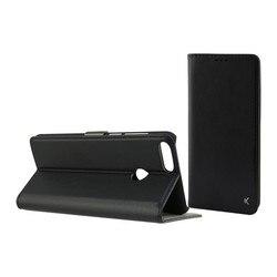 Folio Mobiele Telefoon Geval Huawei P Smart Ksix Zwart