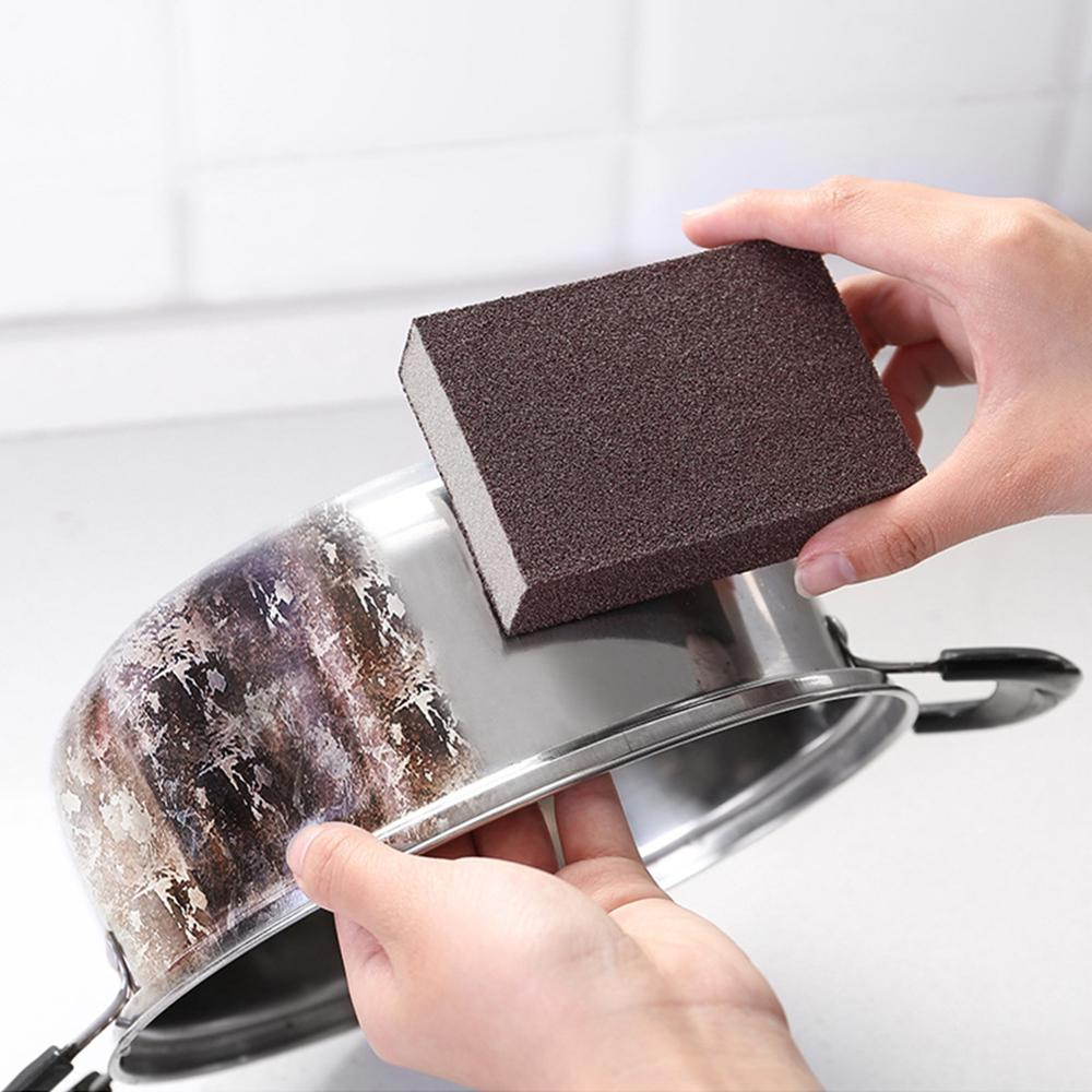 Super Decontamination Magic Sponge Nano Eraser Descaling Homeware Dish Pot Rust Cleaning Brush Home Kitchen Supplies