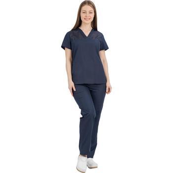 Female Costume doctor, beauty salon, spa, pants + jacket