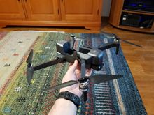 Drona SJRC F11 PRO 4K GPS a ajuns foarte repede direct acasă, adusă de curier. Am comandat