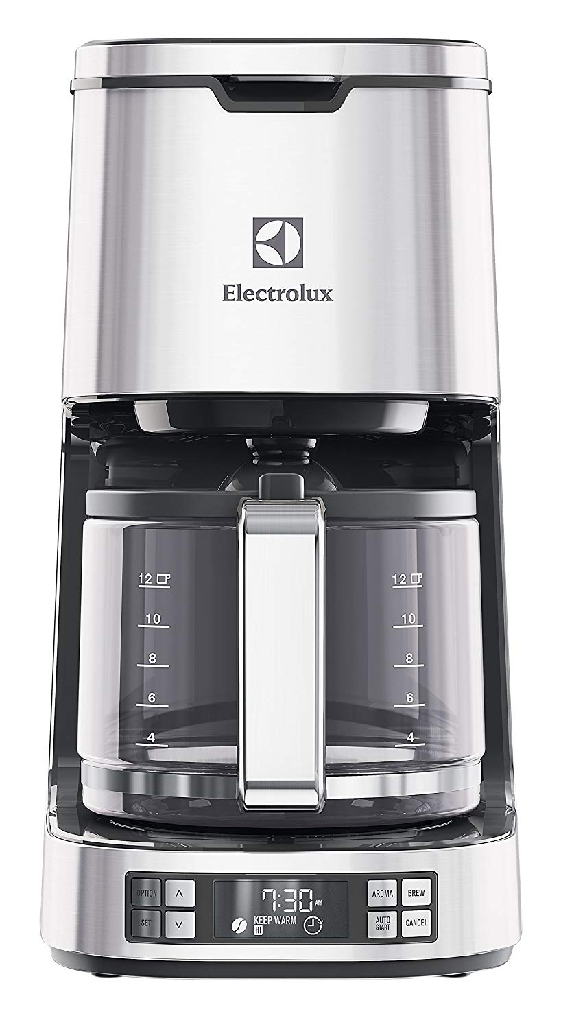 220V, Electrolux EKF7800 Filter Coffee Machine, Electric Filter Coffee Maker, Kettle, Tea Machine