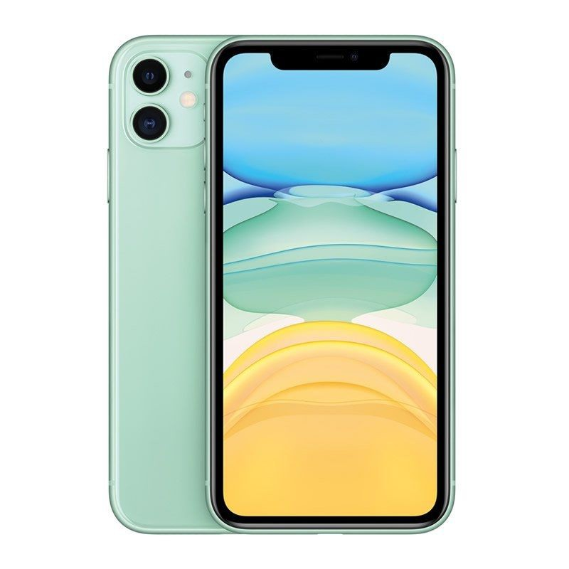 Apple iphone 11 64gb Green-mwly2ql/a